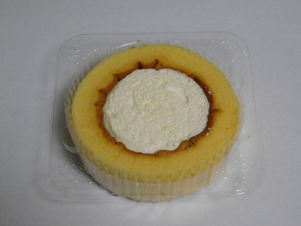 ローソン Uchi Cafe プレミアムロールケーキ