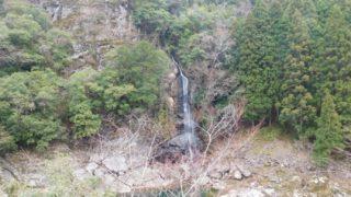 天川村 不動滝