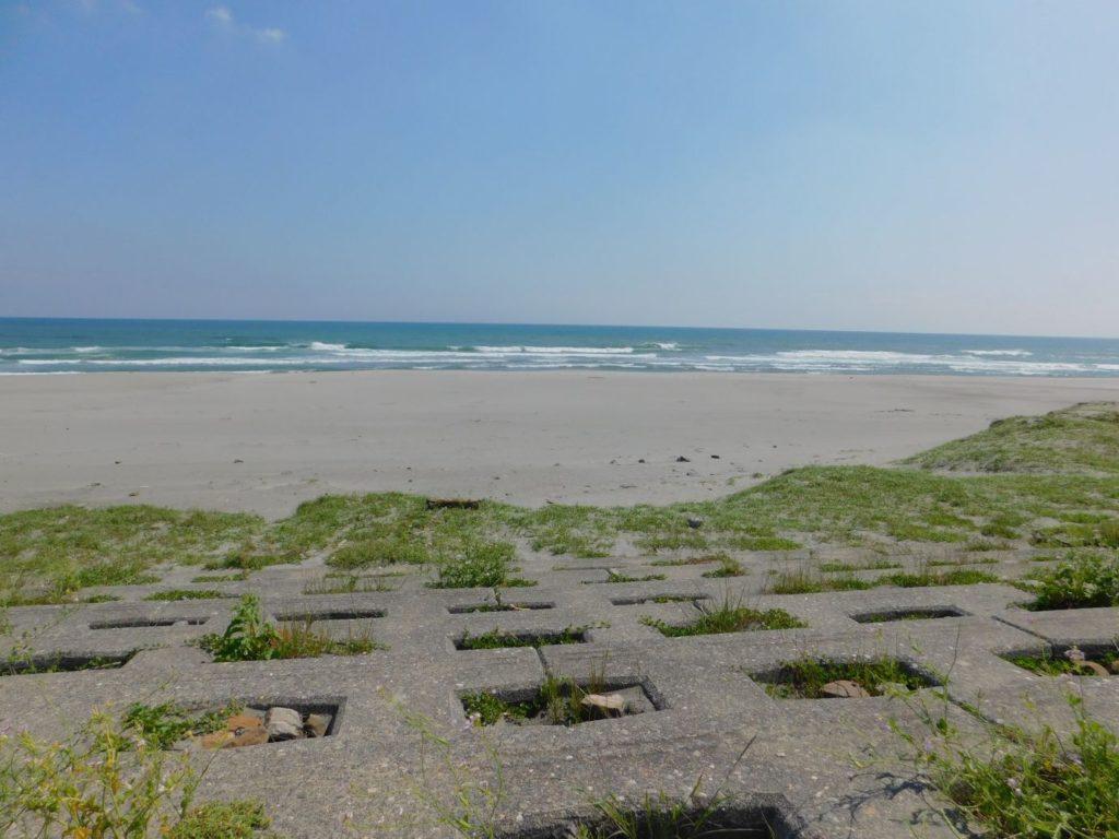 白須賀 海岸