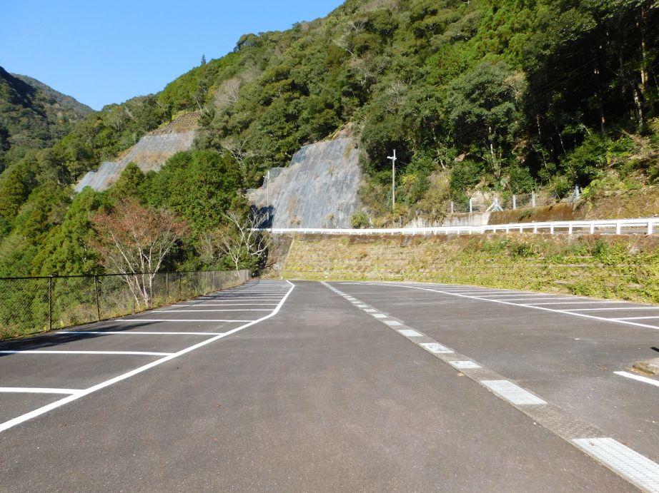 瀞峡駐車場