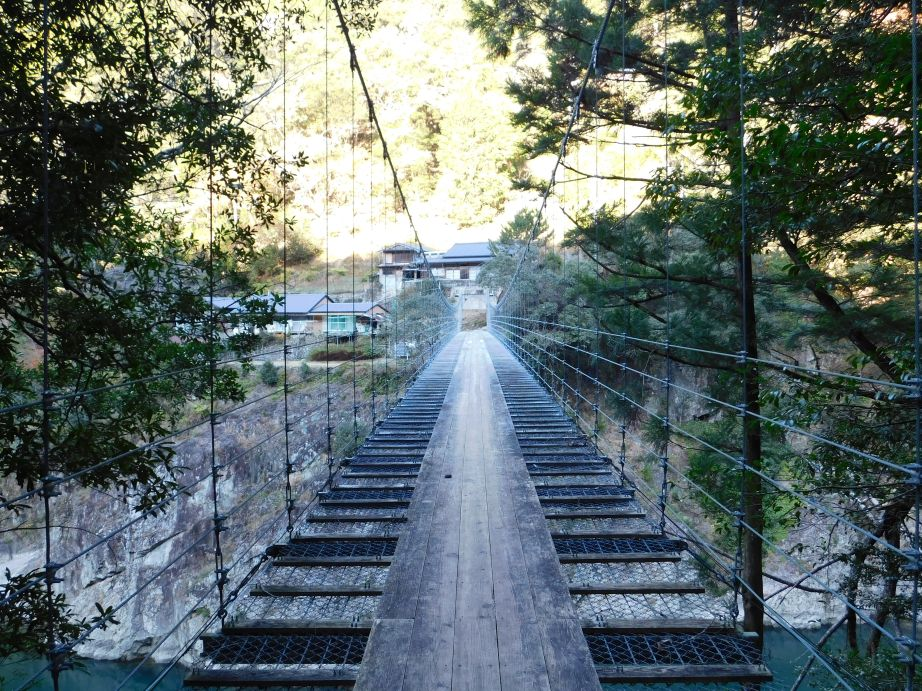 山彦橋 三重県側から見たところ
